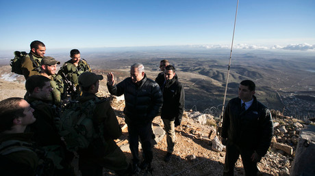Netanyahu vows Golan will 'forever' remain Israel's at 1st ever cabinet meeting in occupied land