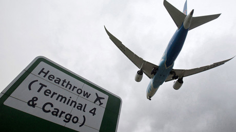 'Only a matter of time': First-ever drone collision with passenger plane reported in UK