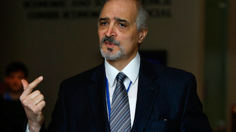 European terrorism, a new phenomenon of our times – chief Syrian diplomat Ja'afari
