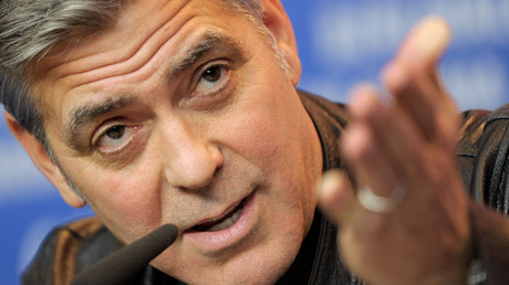 George Clooney lambastes big money in politics after hosting $353k Clinton fundraisers