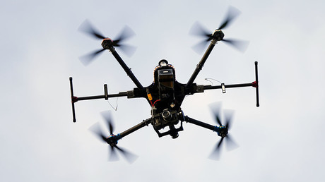 Irony in the sky: Drones banned in London airspace during Obama visit