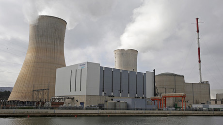 Unprecedented: Germany asks Belgium to turn off 2 nuclear reactors over safety concerns