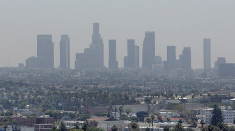 Northeastern states sue EPA over drifting smog pollution