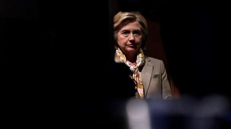 Democratic U.S. presidential candidate Hillary Clinton © Yuri Gripas