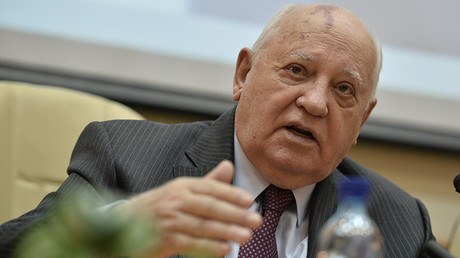 Gorbachev urges Putin & Obama to meet over Ukraine