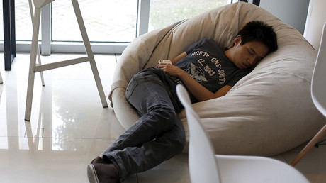 Rest up: College students getting more sleep than ever