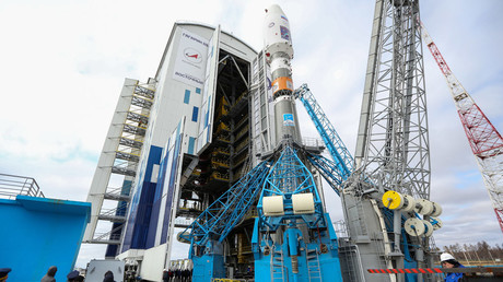 Vostochny Cosmodrome ready for 1st launch with rocket placed in take-off position (VIDEO, PHOTOS)