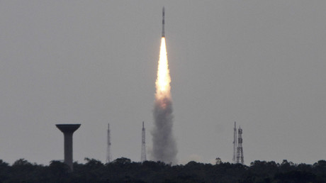 India's Polar Satellite Launch Vehicle © Babu Babu