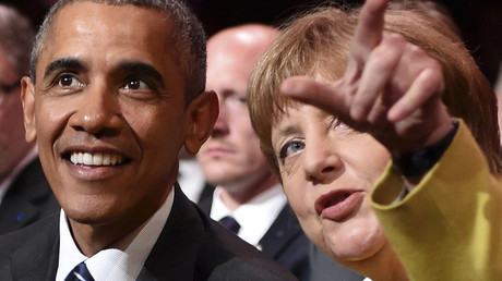 'Time for US-German leadership'? Obama, Merkel pushing EU into unpopular TTIP free trade deal