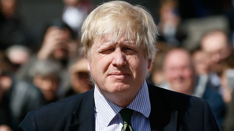 Boris Johnson likens EU drive for 'superstate' to Hitler's, prompts shower of anger