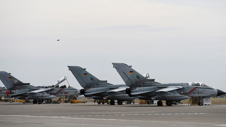 Espionage fears: 'Fake documents' of 10 employees puts Turkish air base on alert