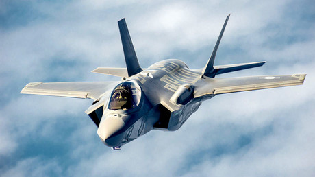 'Scandal and tragedy': Lawmakers blast F-35 failures