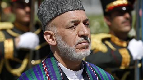 Afghan President Hamid Karzai. © Omar Sobhani