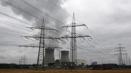 The nuclear power plant of Gundremmingen © Michaela Rehle