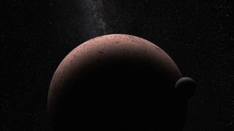Hubble telescope captures Mars image on eve of opposition phenomenon