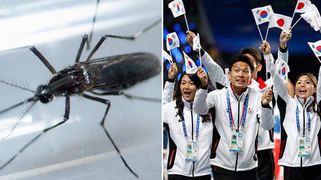 South Korea unveils Zika-proof Olympic uniforms