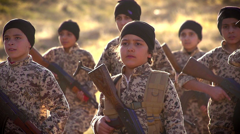 ISIS 'army of orphans' vows revenge in disturbing propaganda video