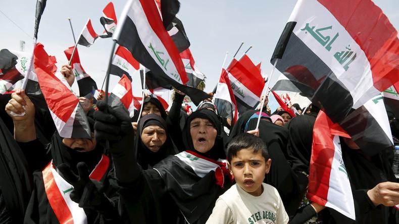 'Iraq unrest: Déjà vu all over again' – Larry Johnson