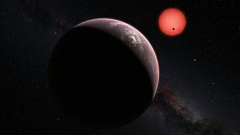 3 new Earth-sized planets offer best chance of finding life beyond Solar System (VIDEO)