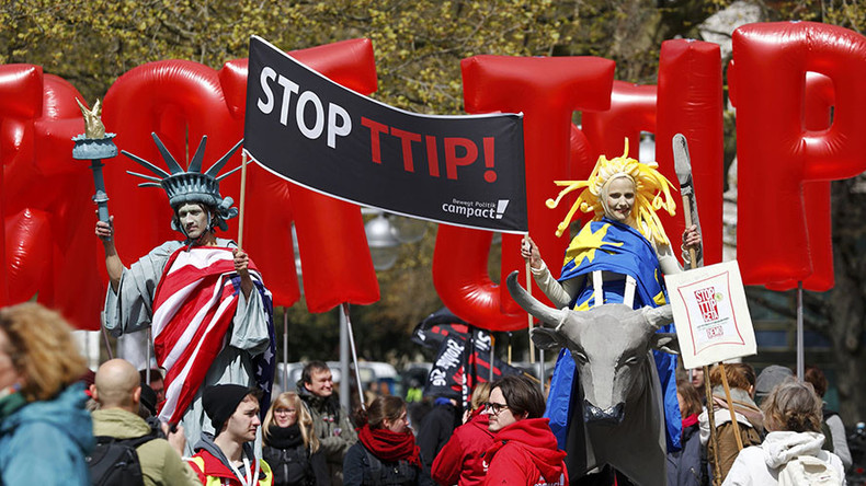 Against 'essential principles': Hollande says France rejects TTIP