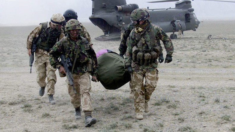 Afghan interpreter's suicide highlights 'mean & churlish' UK asylum policy