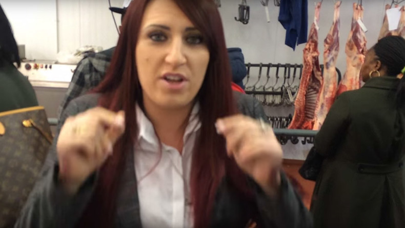 Britain First stages Islamophobic 'invasion' of London halal slaughterhouse