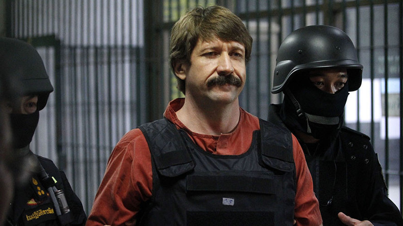 25-yr US sentence for Russian 'Lord of War' Viktor Bout inappropriate – judge