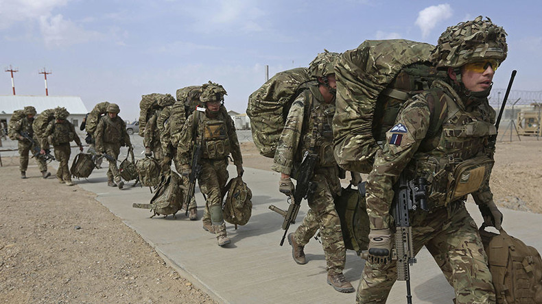 Mission creep? 100s more British troops could be sent to Iraq