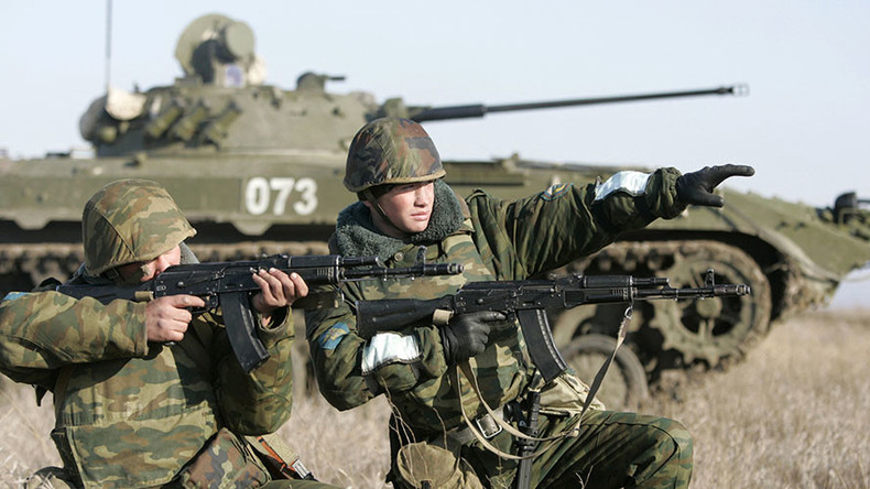Russia to form 3 new divisions to counter NATO buildup