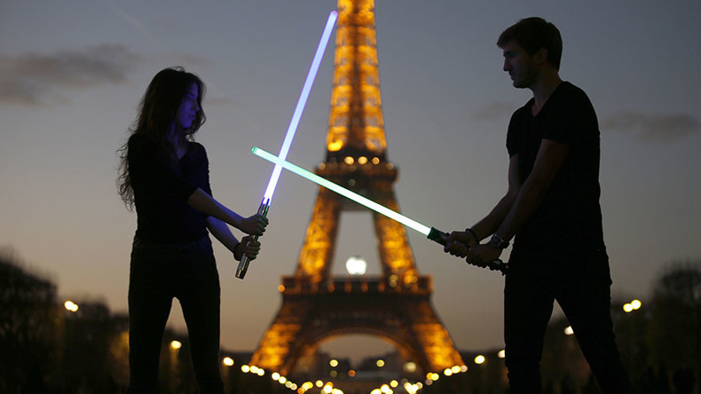 Dark Vador vs Luc Courleciel? Love or hate Star Wars in French