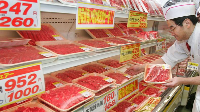 Japanese prefer steak to sushi