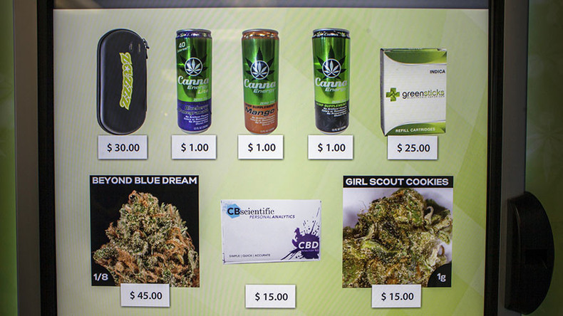 Low-cost highs: Price of legal marijuana plunges in Washington state