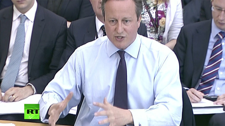 Turkey joining EU 'not remotely on the cards' - Cameron tells Brexit grilling