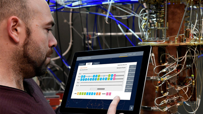 Want to play with IBM's quantum computer for free? Now you can