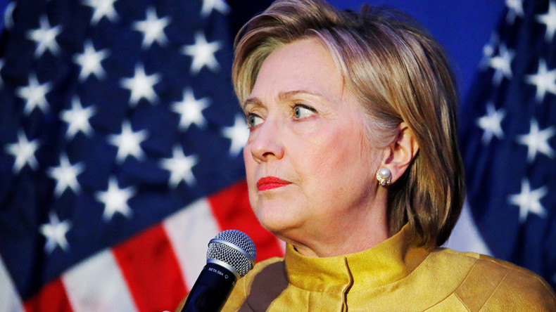 #DropOutHillary: Twitter blows up with anti-Clinton tirade