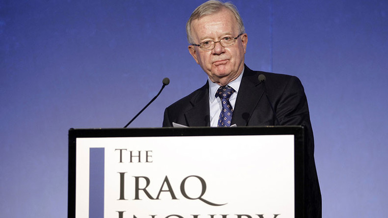 'Britain second-most responsible for death of one million Iraqis'