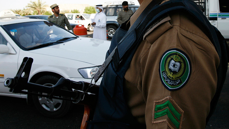 4 dead in Mecca suburb after Saudi police raid ISIS cell