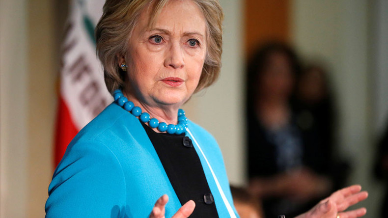 Clinton to be interrogated by FBI over email scandal, possibly before California primary