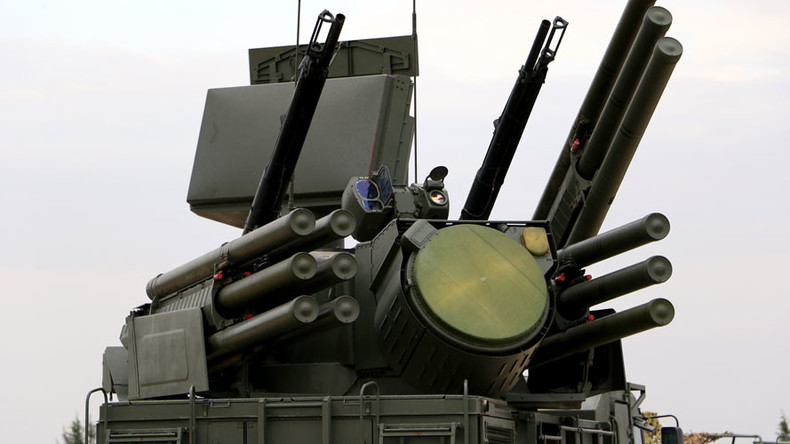 World's 1st para-drop air defense complex to protect Russian forces