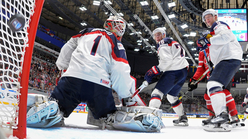 Hockey World Сhampionship 2016 kicks off with Canada hammering US, Russia losing to Czechs