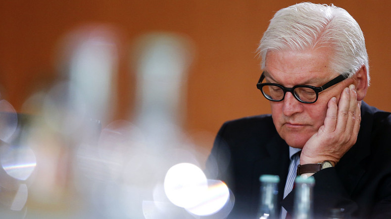 More progress on Syria in recent weeks than in the past 5 years - German FM