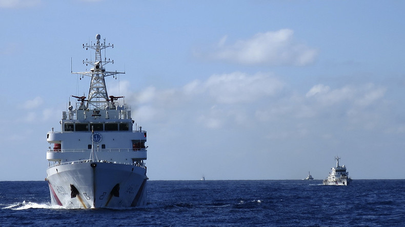 China refuses to drop S China Sea claims, says pending UN tribunal decision 'illegal'