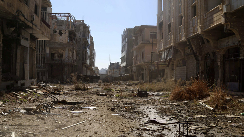 The Syrian manipulation: Playing human misery to score political points