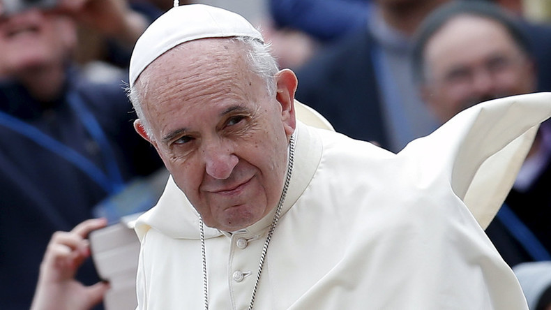 'Pray so that I become poorer' – Pope Francis to charity workers
