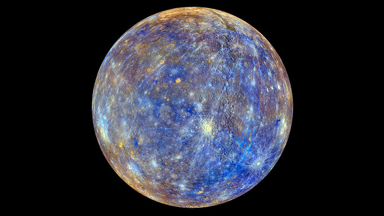 Watch Mercury travel across the face of the Sun (VIDEO)
