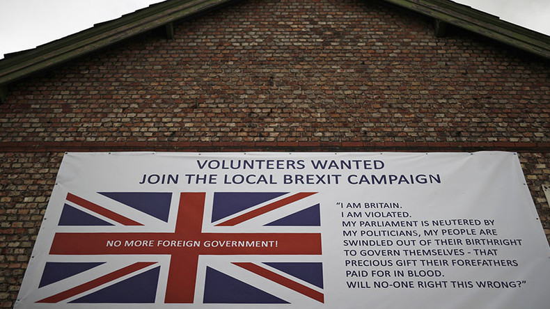 No basis in pro-EU propaganda suggesting Putin supports Brexit