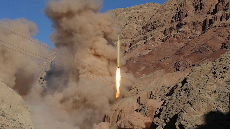 Iran ballistic missile test controversy leaves Washington puzzled & concerned