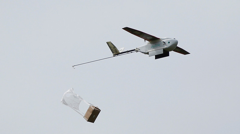 Drop blood not bombs: Drones to deliver emergency medicine to Rwanda