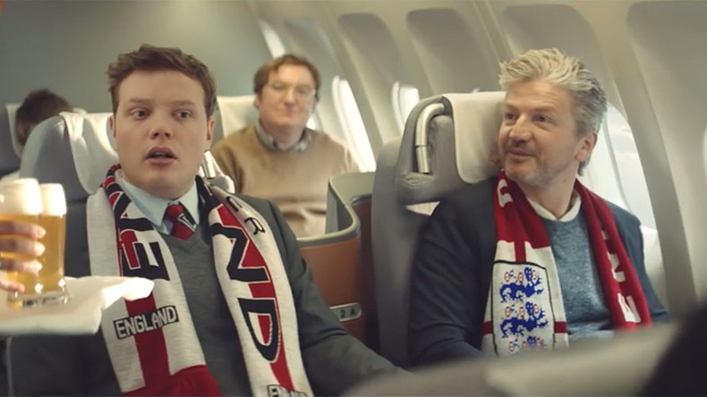 Lufthansa mocks England fans in new Euro 2016 TV advert