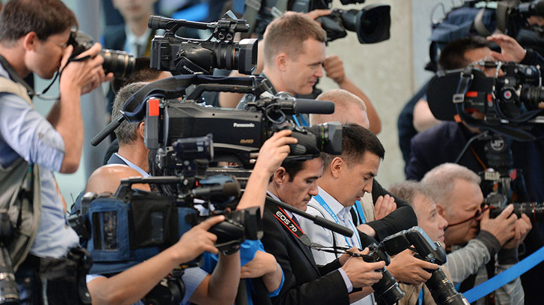Ukrainian govt crusade against journalism takes a new ugly turn